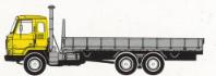 CWA53 CARGO TRUCK
