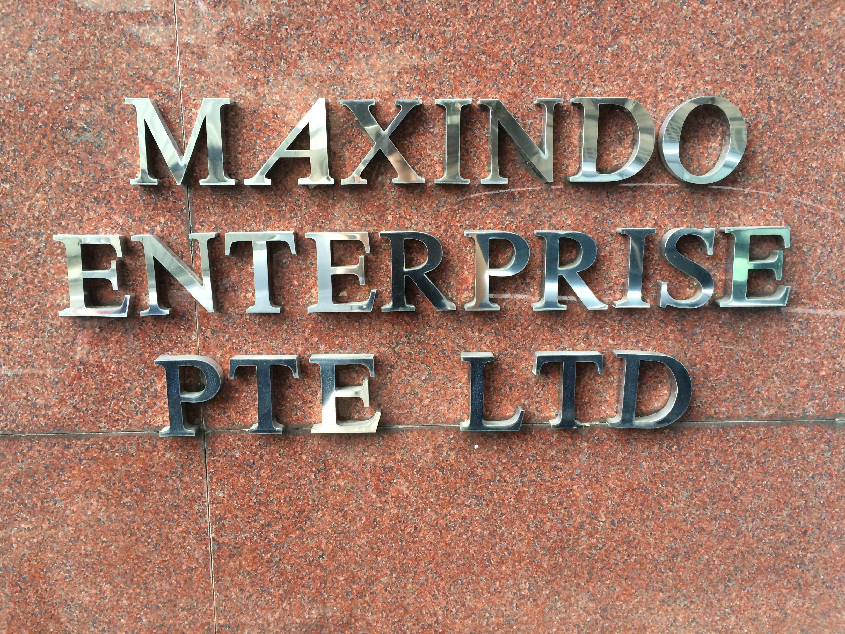 Maxindo Enterprise Pte Ltd