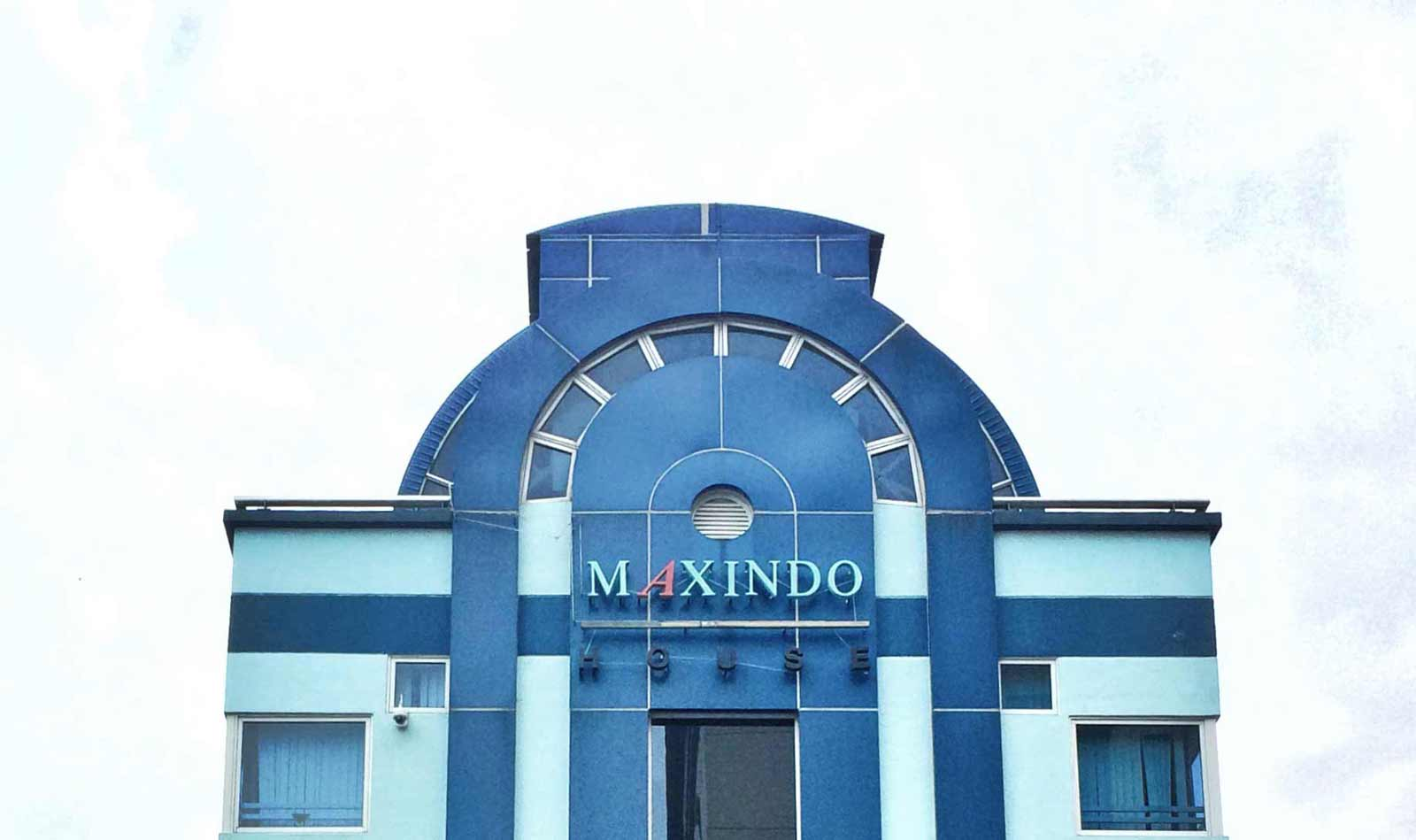 Maxindo House Building