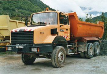 Renault CBH Dump Truck
