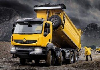 Renault Kerax Dump Truck