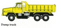 TZA520 dump truck