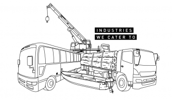 Industries we cater to that uses (UD) Nissan diesel engine